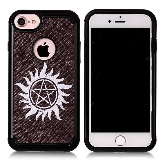 pentagram iphone 7 case