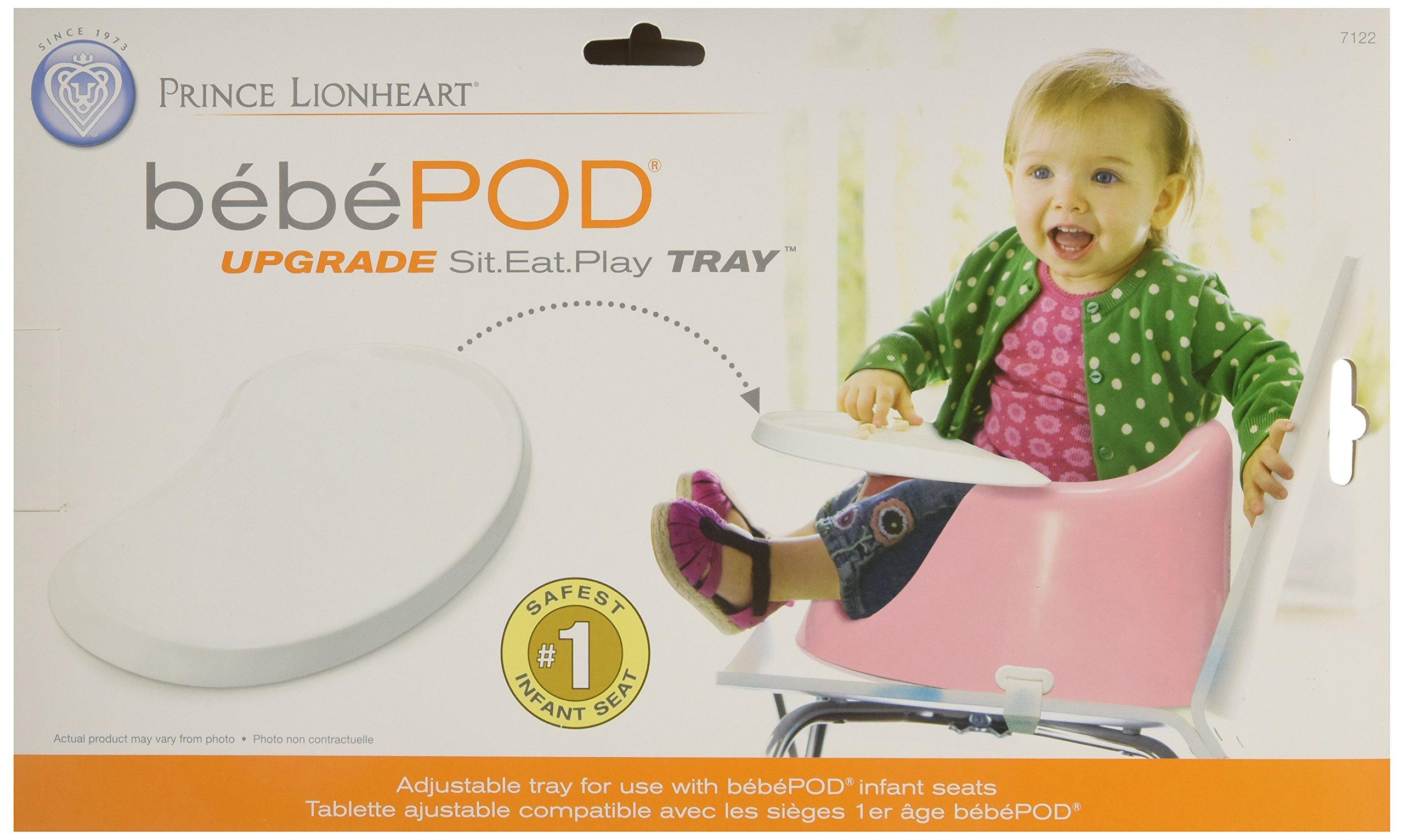 Prince Lionheart bebePOD Upgrade Tray