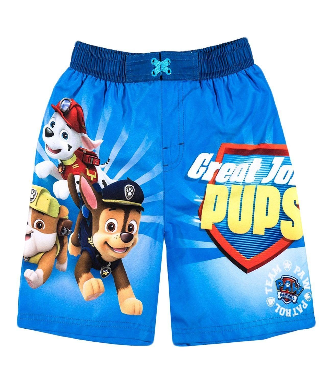 Paw Patrol Jungen Badehose - blau