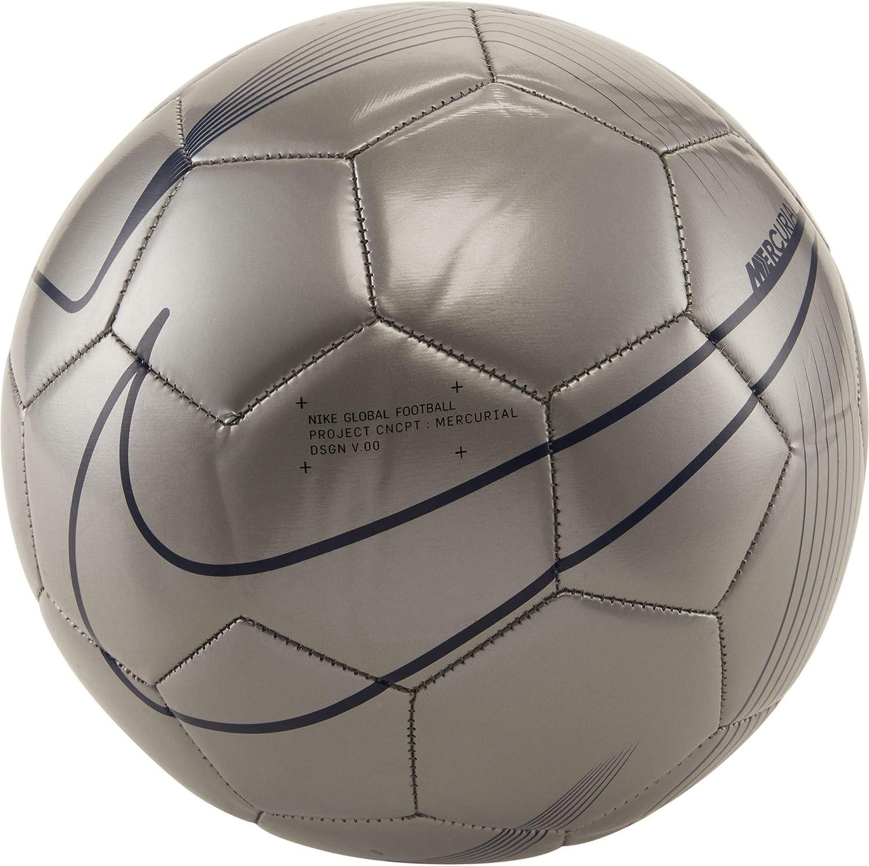 Nike Mercurial Fade Balón, Unisex Adulto: Amazon.es: Deportes y ...