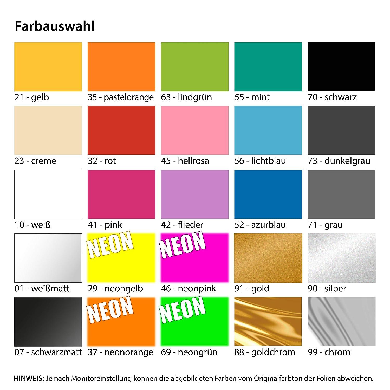 Kiwistar gewisse Portion Geilheit 20 x 9 cm IN 15 Farben Neon Chrom Sticker Aufkleber