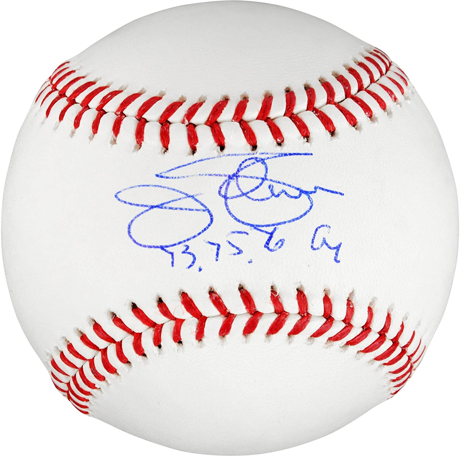 Jim Palmer Baltimore Orioles Autographed Baseball with CY 73, 75, 76 Inscription - Fanatics Authentic Certified