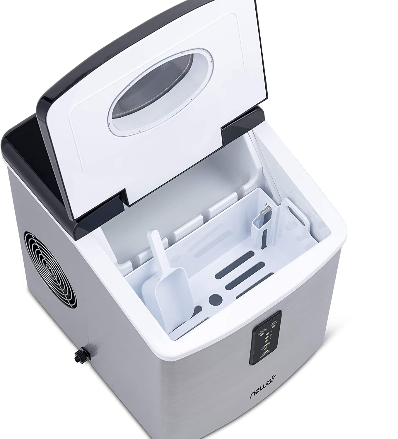 NewAir AI-100SS 28-Pound Portable Ice Maker Reviews 2