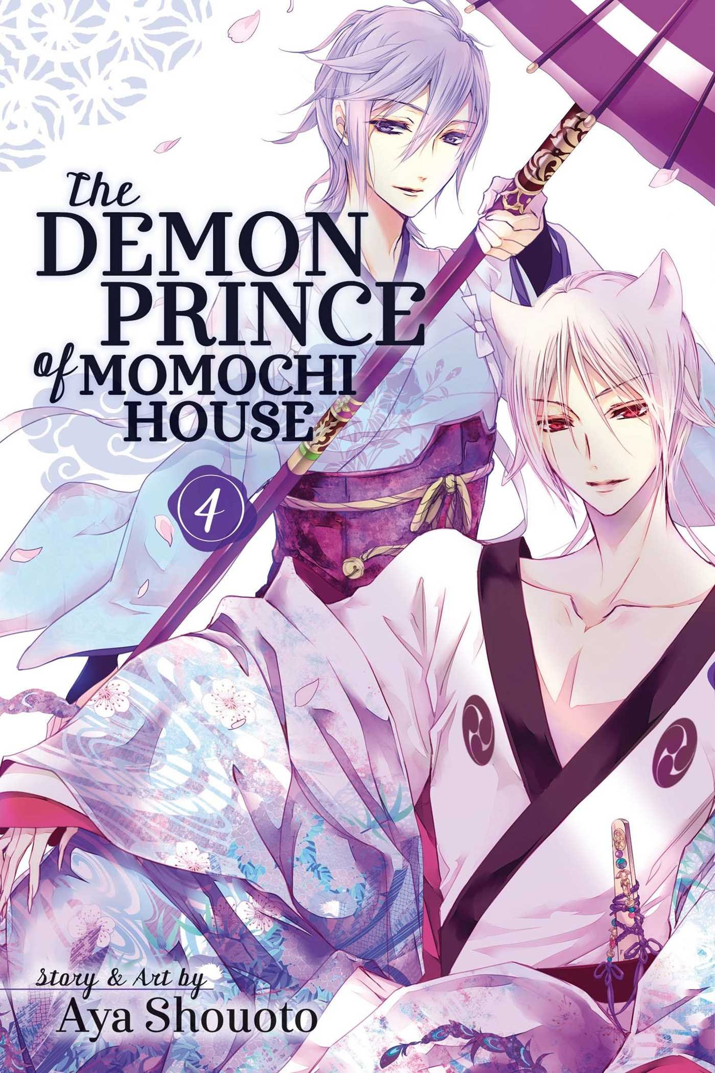 Read Online The Demon Prince of Momochi House, Vol. 4 PDF