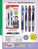 Flair Ink Tanker Liquid Fountain Pen - Set Of 2