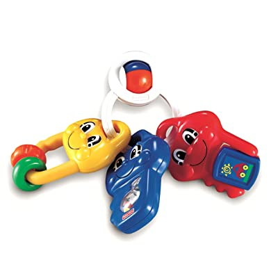 Fisher-Price Bright Beginnings Musical Activity Keys: Toys & Games
