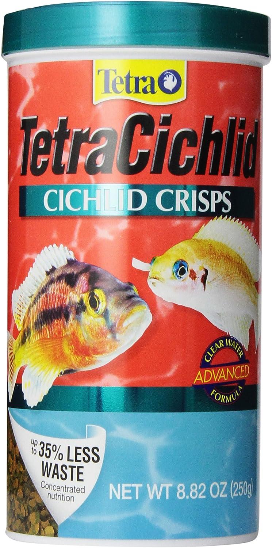 TetraCichlid Cichlid Crisps Advanced Clear Water Formula
