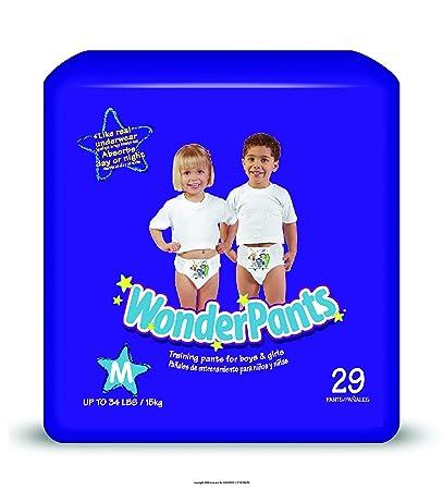 WonderPants Training Pants, Wonderpants Trng Pant 3T 4T, (1 PACK, 26 EACH