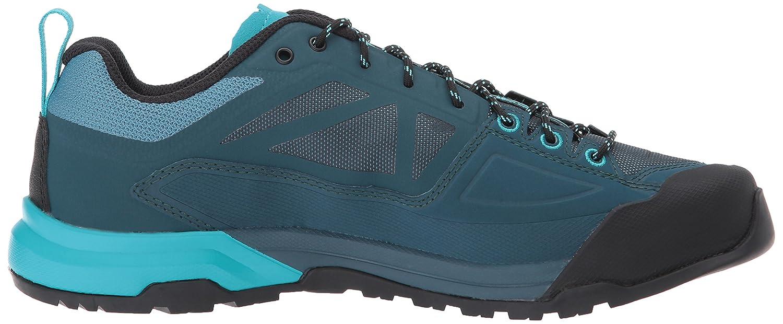 Salomon Damen X Alp Spry W Trekking-& Wanderhalbschuhe, Blau (Mallard Blue/Reflecting Pond/Bluebird 000), 38 EU