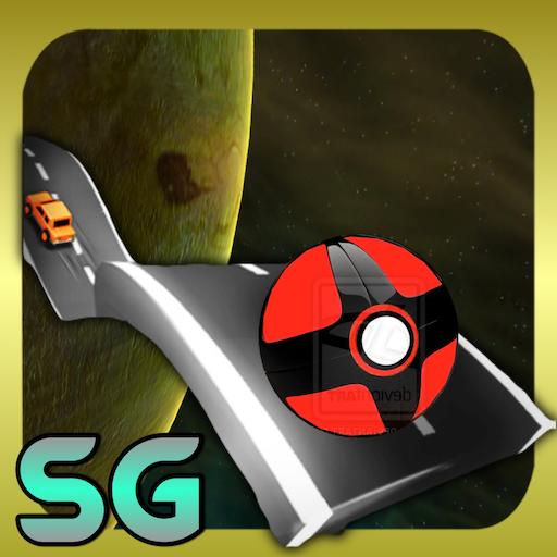 SpaceBall 3d Rolling : Star war for pokemon -