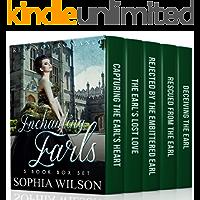 Enchanting Earls : 5 Book Box Set