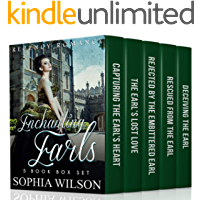 Enchanting Earls : 5 Book Box Set