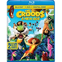 The Croods: A New Age Blu-ray + DVD + Digital - BD Combo Pack