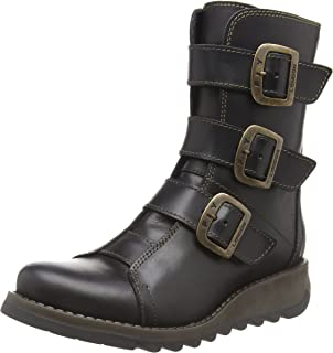 07d5b2bb374c1 Fly London Women's Ster768fly Boots: Amazon.co.uk: Shoes & Bags