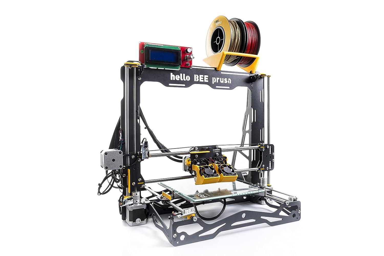 BEEVERYCREATIVE AAA011210 helloBEEprusa (EU) Impresora 3D DIY Kit ...