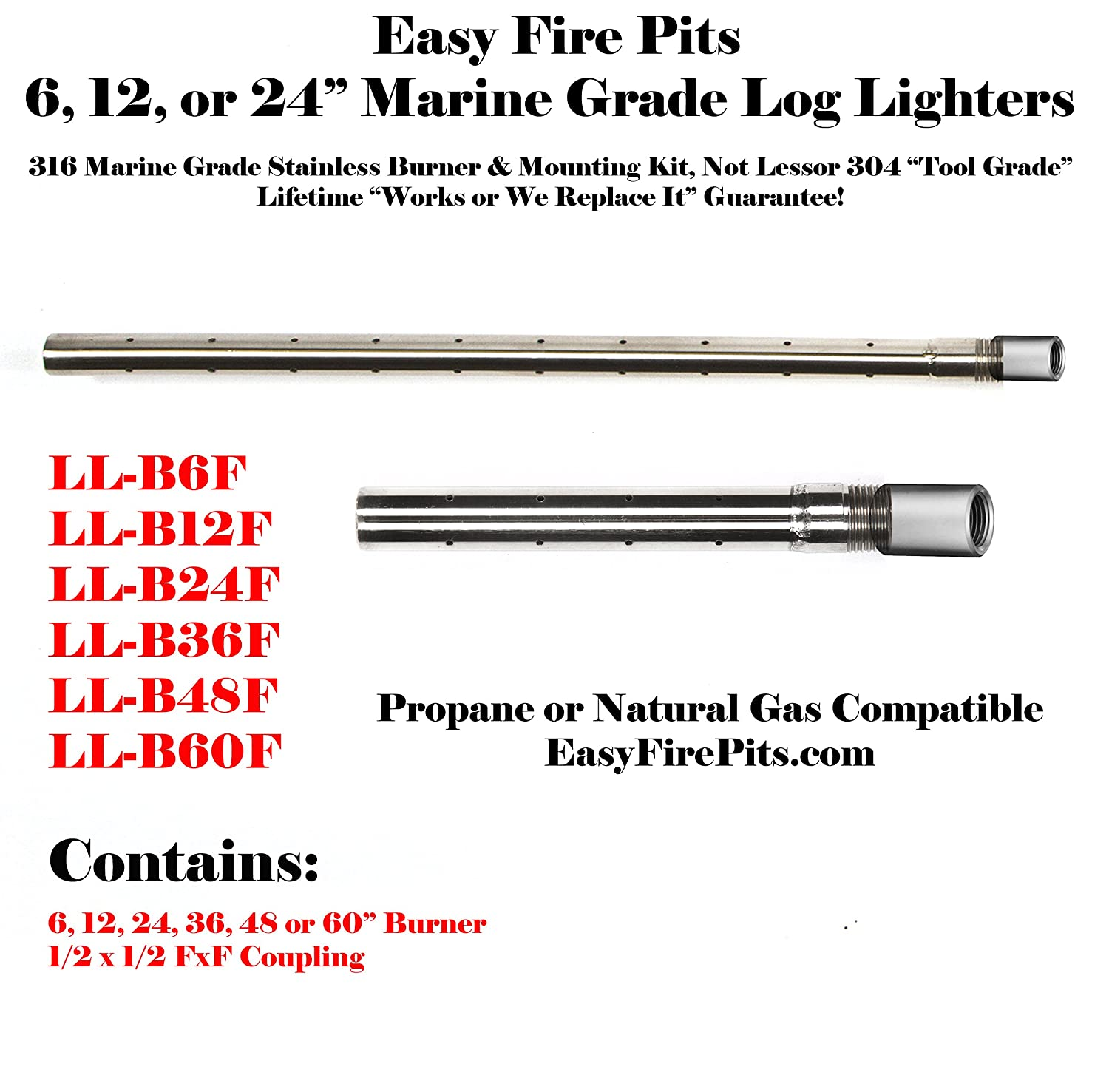 81nF8PERQyL. SL1500  Top Result 50 Awesome Propane Fire Pit Burner Gallery 2018 Hzt6