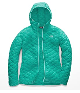 Amazon.com: The North Face Womens Thermoball Full Zip ...