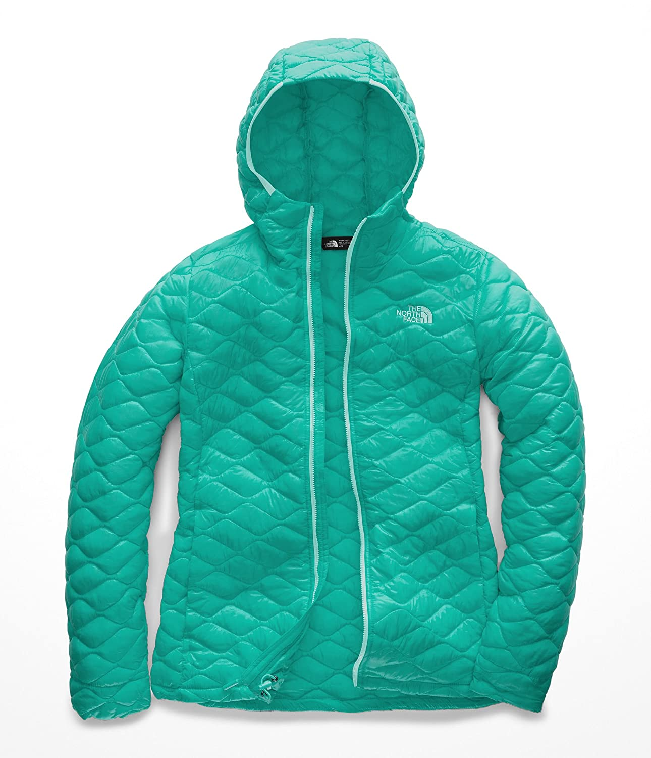 The North Face Thermoball Sudadera Mujer, blue wing tealblue wing teal joshua tree print