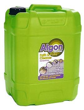 Algon Limpiador de patios y caminos concentrado, garrafa 20 l
