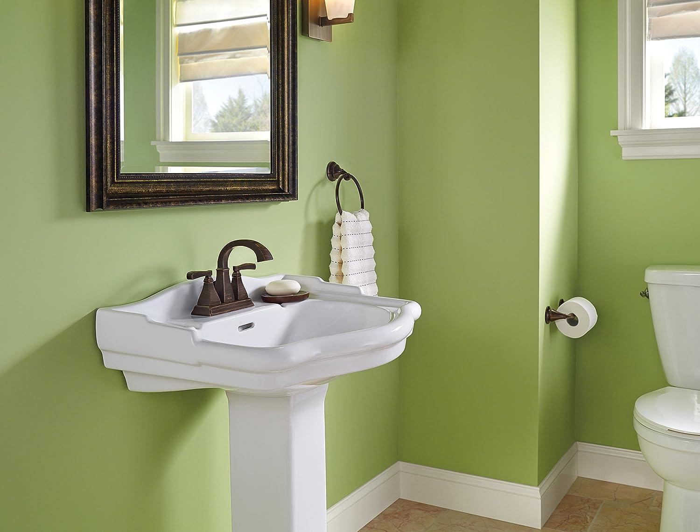 Delta Faucet 79450 Linden Toilet Tissue Holder, Chrome - Toilet ...