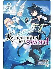 Reincarnated As a Sword Light Novel 3