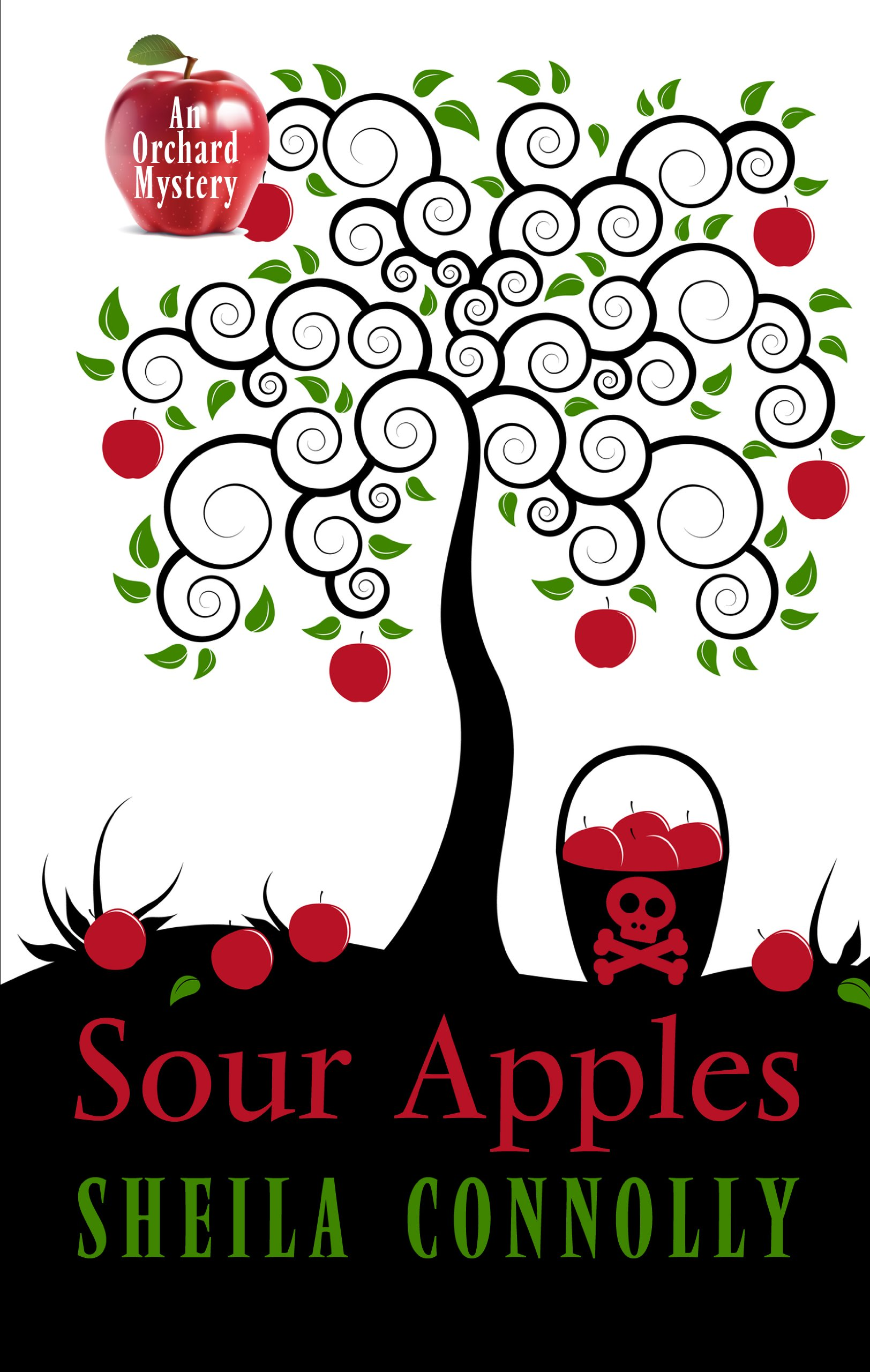 Sour Apples (An Orchard Mystery) pdf epub