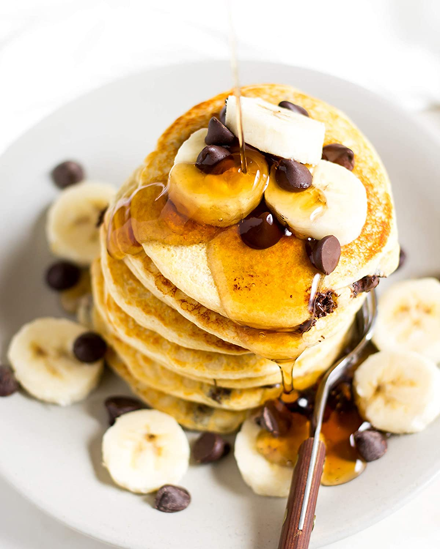 flapjacked proteína Pancake Mix, y amarillo, 12 oz