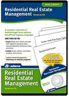 Amazon com: Property Management Software - Landlord Report (MAC/WIN
