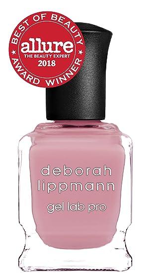 Deborah Lippmann Gel Lab Pro Nail Polish Black Magic Woman 0.50 oz ...