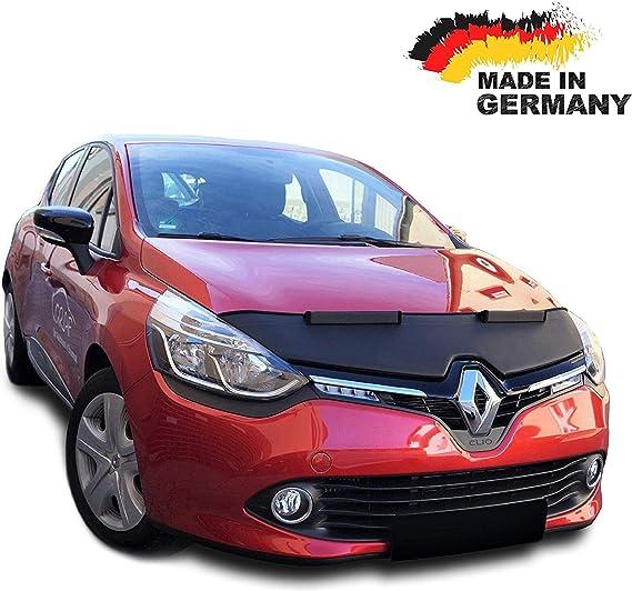 Black Bull Kompatibel Mit Haubenbra Renault Clio 4 Automaske Steinschlagschutz Car Bra Tuning Auto