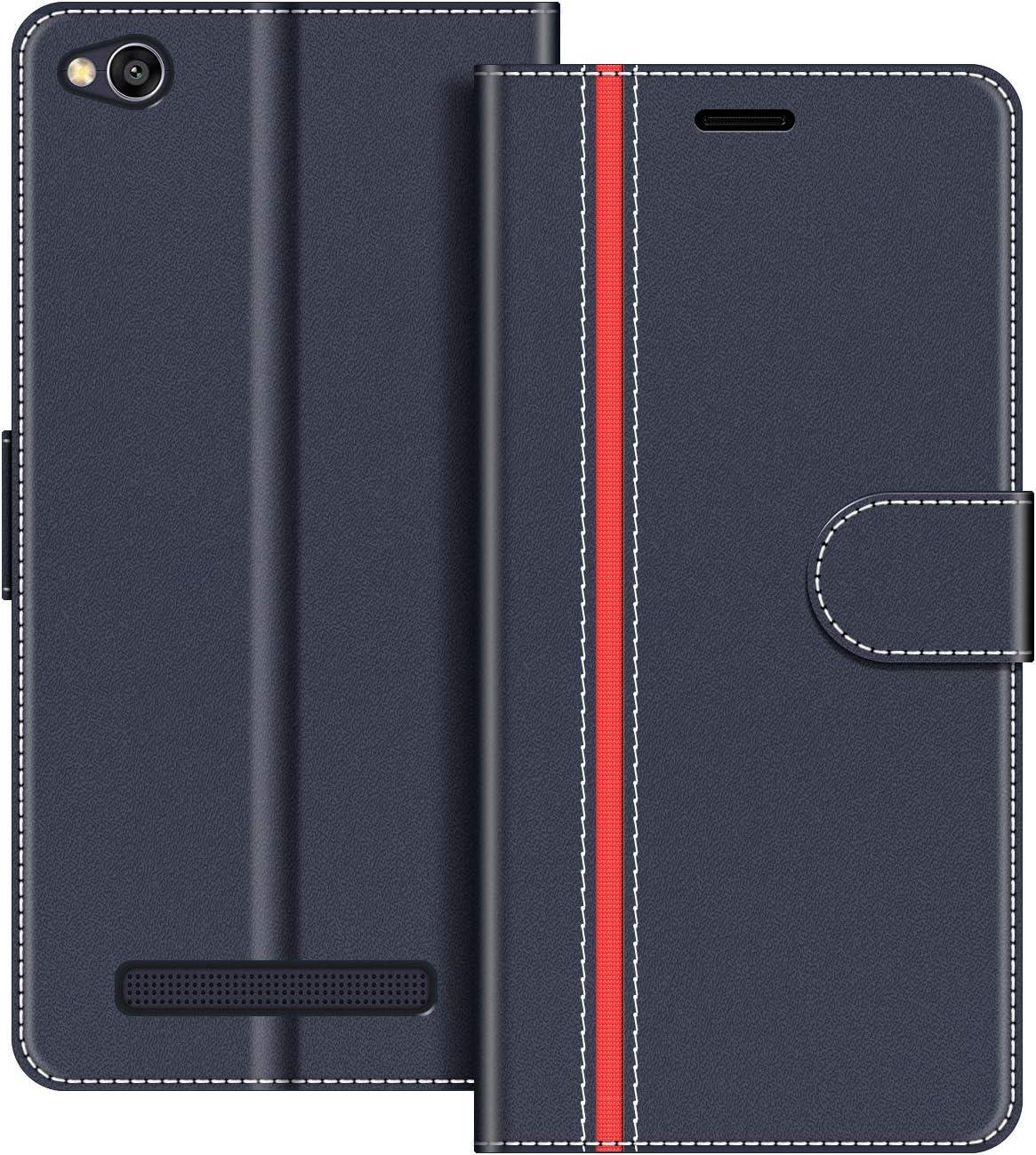 COODIO Funda Xiaomi Redmi 4A con Tapa, Funda Movil Xiaomi Redmi 4A ...