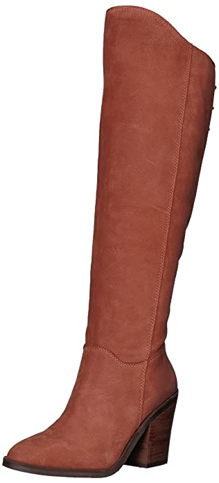 d4313c8c9ed Lucky Brand Women s Pembe Knee High Boot