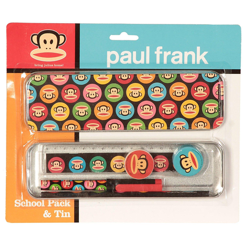 Paul Frank Estuche para lápices metálico decorado Gumball ...