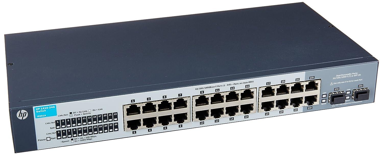 Bardzo dobra Amazon.com: Procurve 1410-24G Switch: Electronics PC18