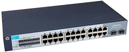 Hp hp procurve 1410 24g gigabit ethernet switch j9561aaba users.
