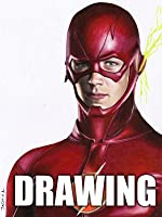 Time Lapse Drawing of The Flash
