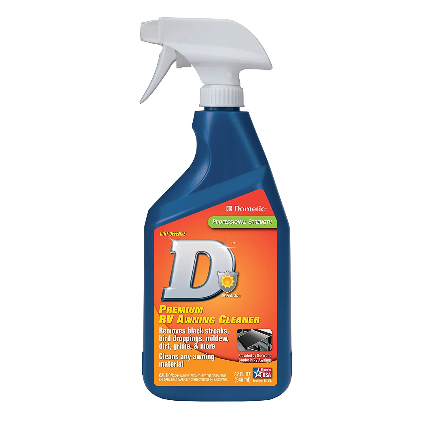 Amazon Dometic D1205002 Premium RV Awning Cleaner