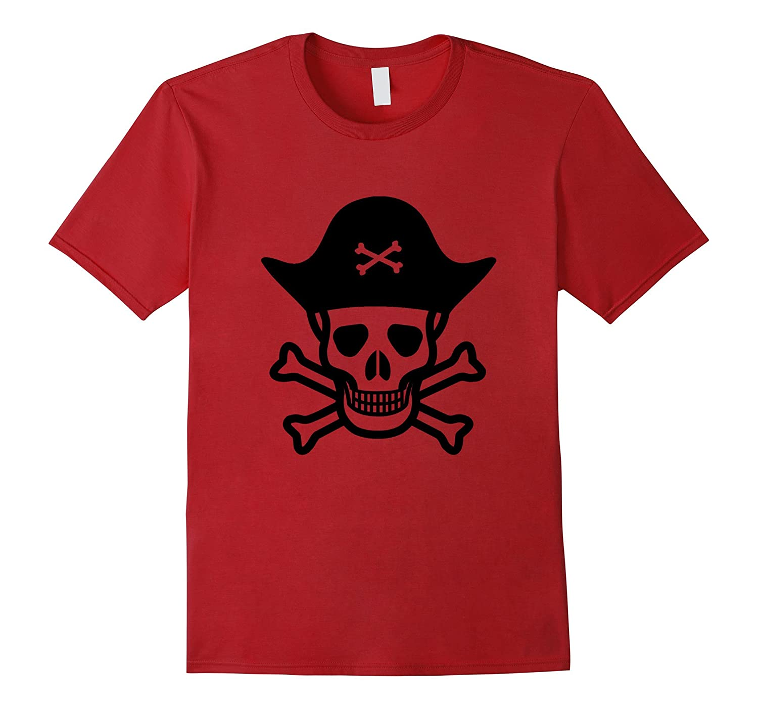 Pirate Captain Jolly Roger Summer Kid Clothes Children-CL