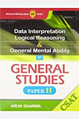 Di -  Lr and Gma for Gs Paper II (Csat) Paperback