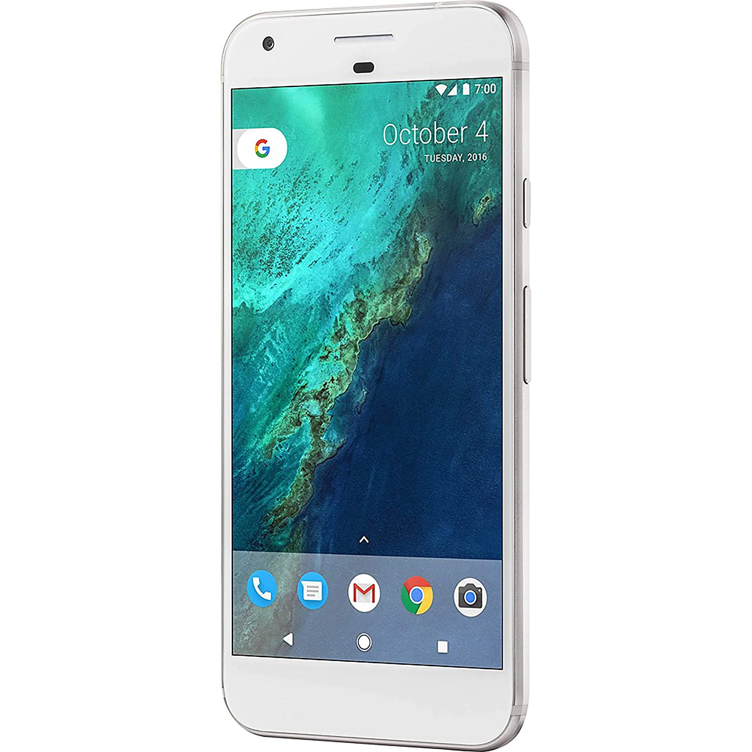 Google Pixel Xl Phone 32gb 55 Inch Display Factory Play Gift Card Region Indonesia 50000 Unlocked Us Version Very Silver Cell Phones Accessories