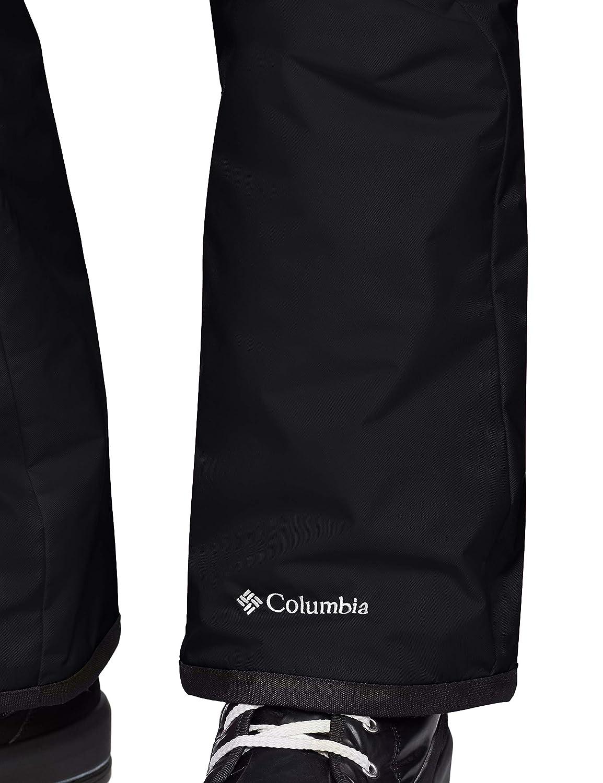 Columbia 1827451, 1827451, 1827451, Pantaloni da Sci Donna, Beige (bianca), LB07DYWQ8RCM Nero (nero) | Prima i consumatori  | Intelligente e pratico  | Consegna veloce  | Prezzo ottimale  | Reputazione a lungo termine  | Alla Moda  b5241f