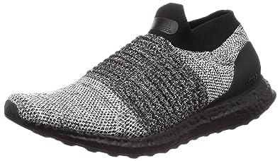amazon com adidas men s ultraboost laceless core black cblack