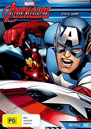Avengers Assemble: Civil War: Jeff Allen, Various Others, Eric