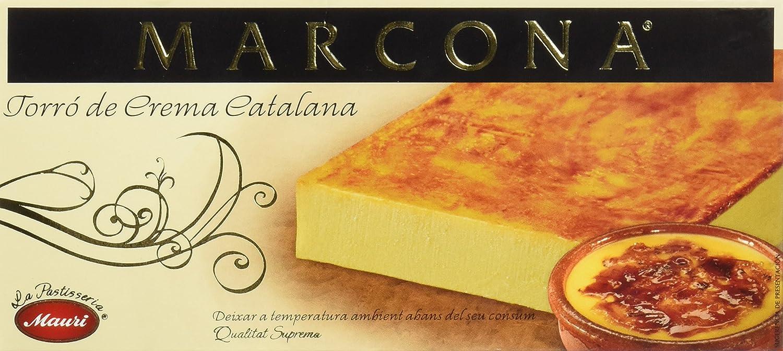 Marcona Turrón De Praliné Con Crema Catalana - 225 g: Amazon.es: Amazon Pantry