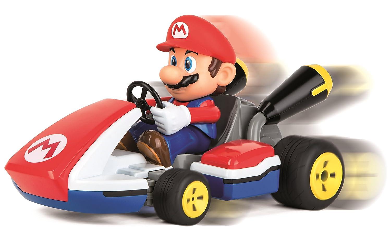 Nintendo Mario Kart - Vehículo con sonido (Carrera RC 370162107 ...