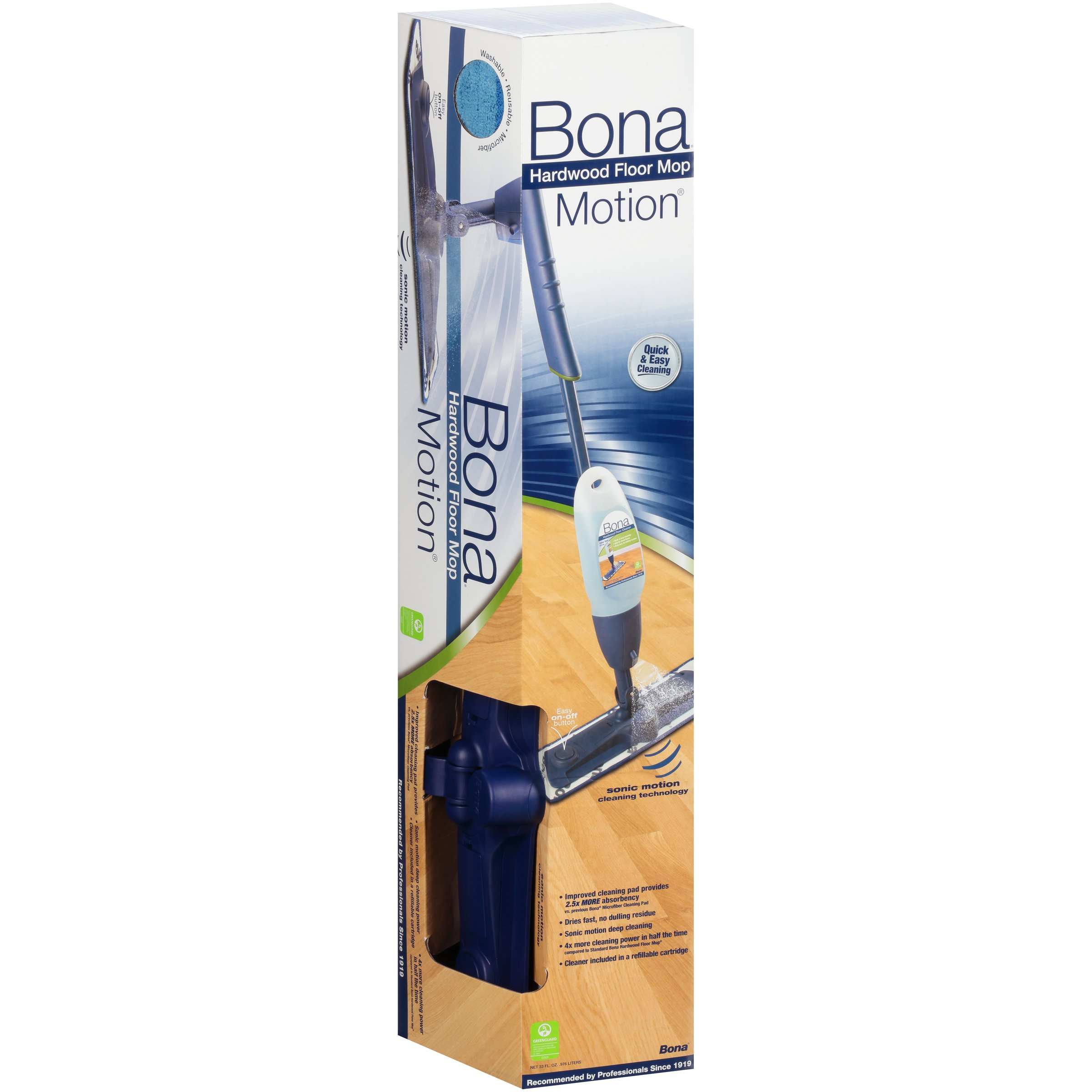 Bona Motion Hardwood Floor Mop