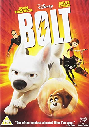 Image result for bolt dvd