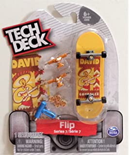 Amazon com: fingerboard Tech Deck ALMOST Series 7 Haslam Dots Ultra