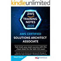 AWS Certified Solutions Architect Associate Training Notes 2020: Fast-track your exam success with the ultimate cheat sheet for the SAA-C02 exam (English Edition)