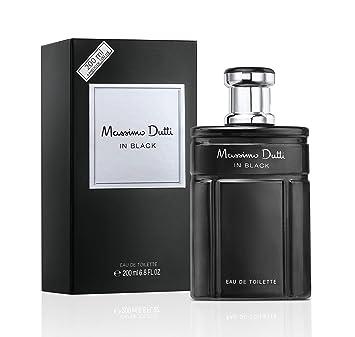 Homme Massimo De In Black Eau Ml 200 Dutti Toilette WYeIH2ED9